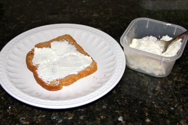 fatty liver breakfast ideas 06 cheese spread