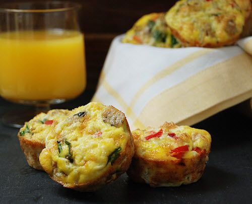 fatty liver breakfast ideas 10 egg muffins