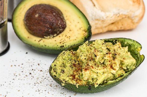 Fatty Liver Snacks - Avocado