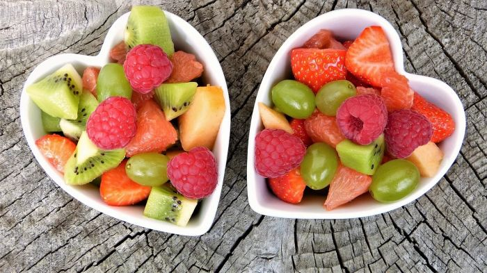 Healthy snacks for fatty liver