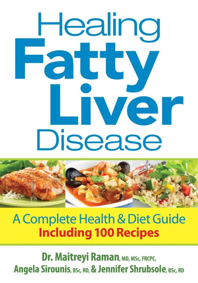 4 Amazing Books on How to Reverse Fatty Liver