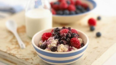 Photo of Healthy & Tasty Porridge / Oatmeal Recipe (Good for Fatty Liver!)