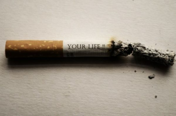 Smoking is bad for fatty liver