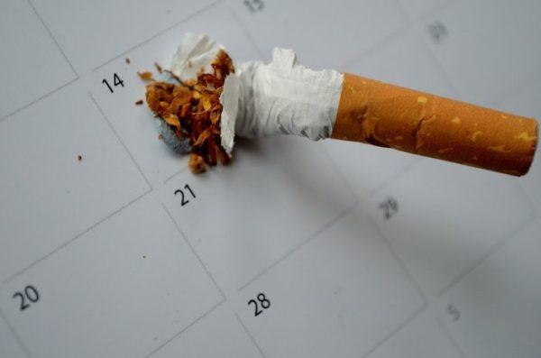 Smoking and fatty liver