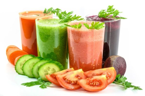 Juicing for fatty liver