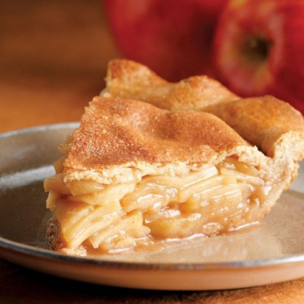 Fatty Liver Desserts: Deep Dish Apple Pie