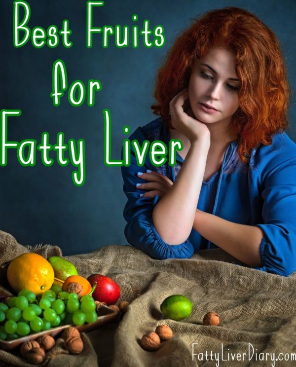 Fruits for fatty liver pin