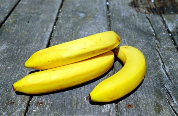 Fatty Liver fruits: bananas