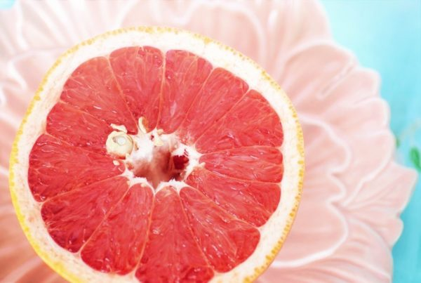 Grapefruit Fatty Liver Superfood