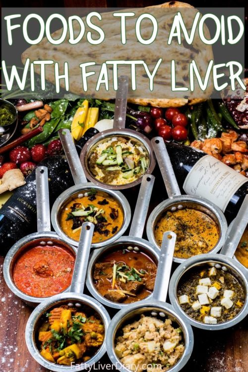 foods to avoid with fatty liver pin