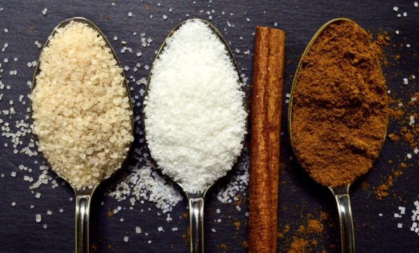 How much sugar with fatty liver