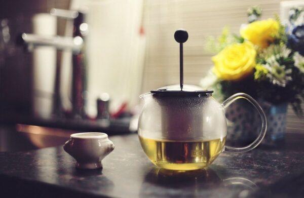 green tea for fatty liver