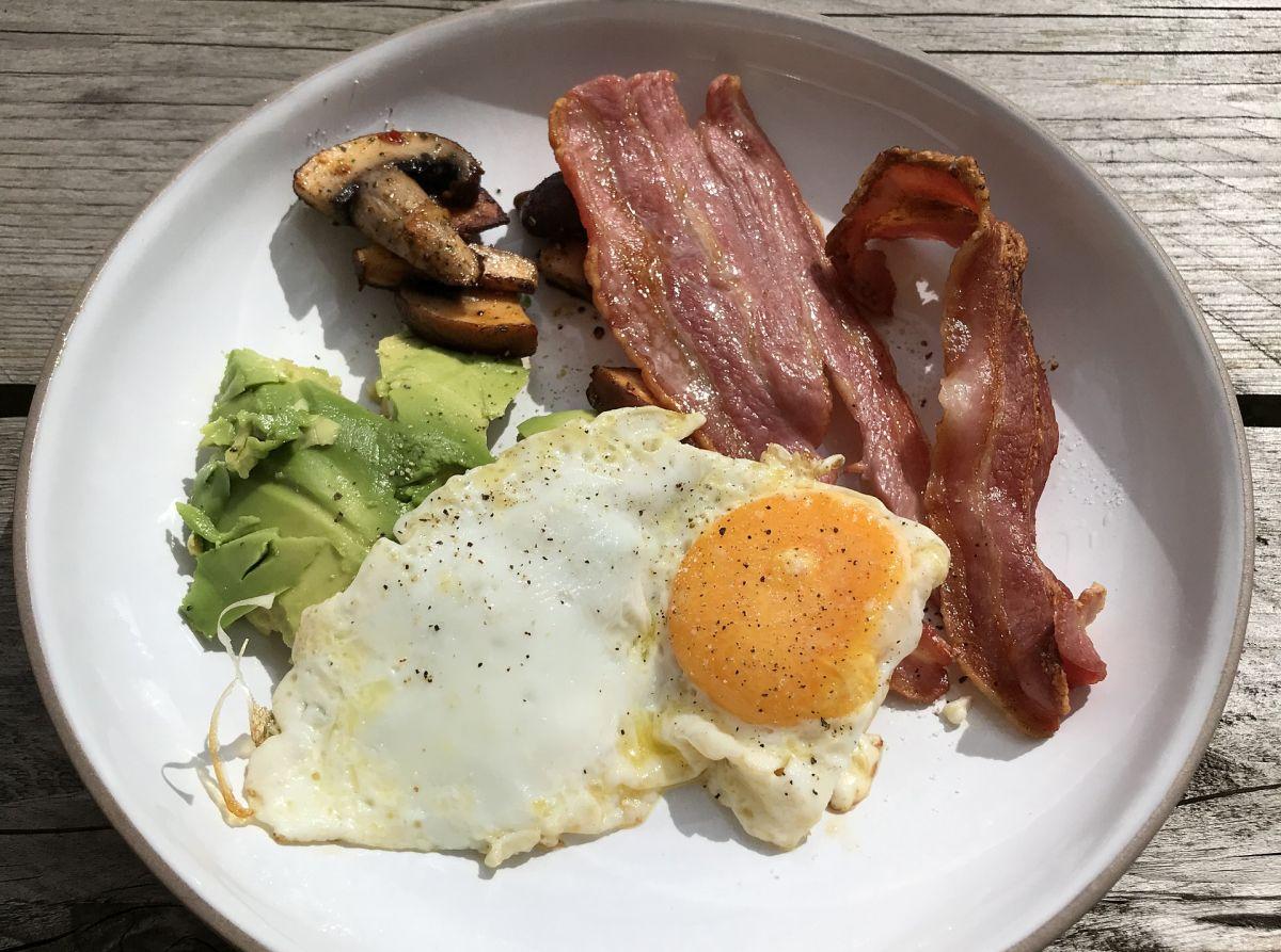 Keto diet and fatty liver