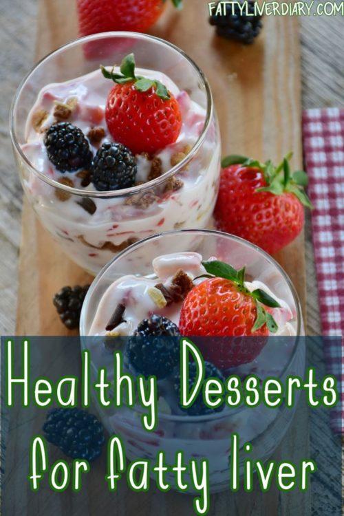 Fatty Liver Desserts: Pin