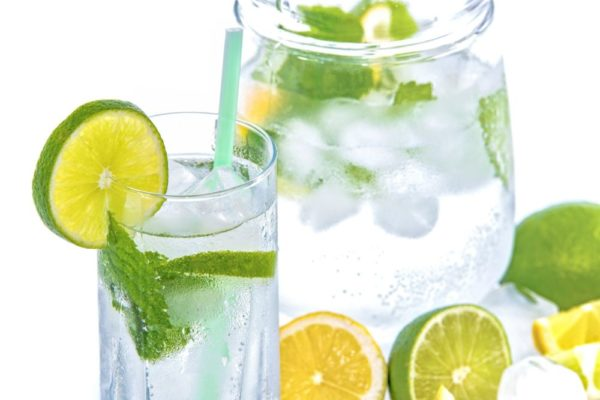 lemon water for fatty liver