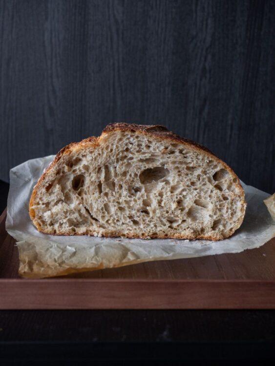 whole wheat bread for fatty liver