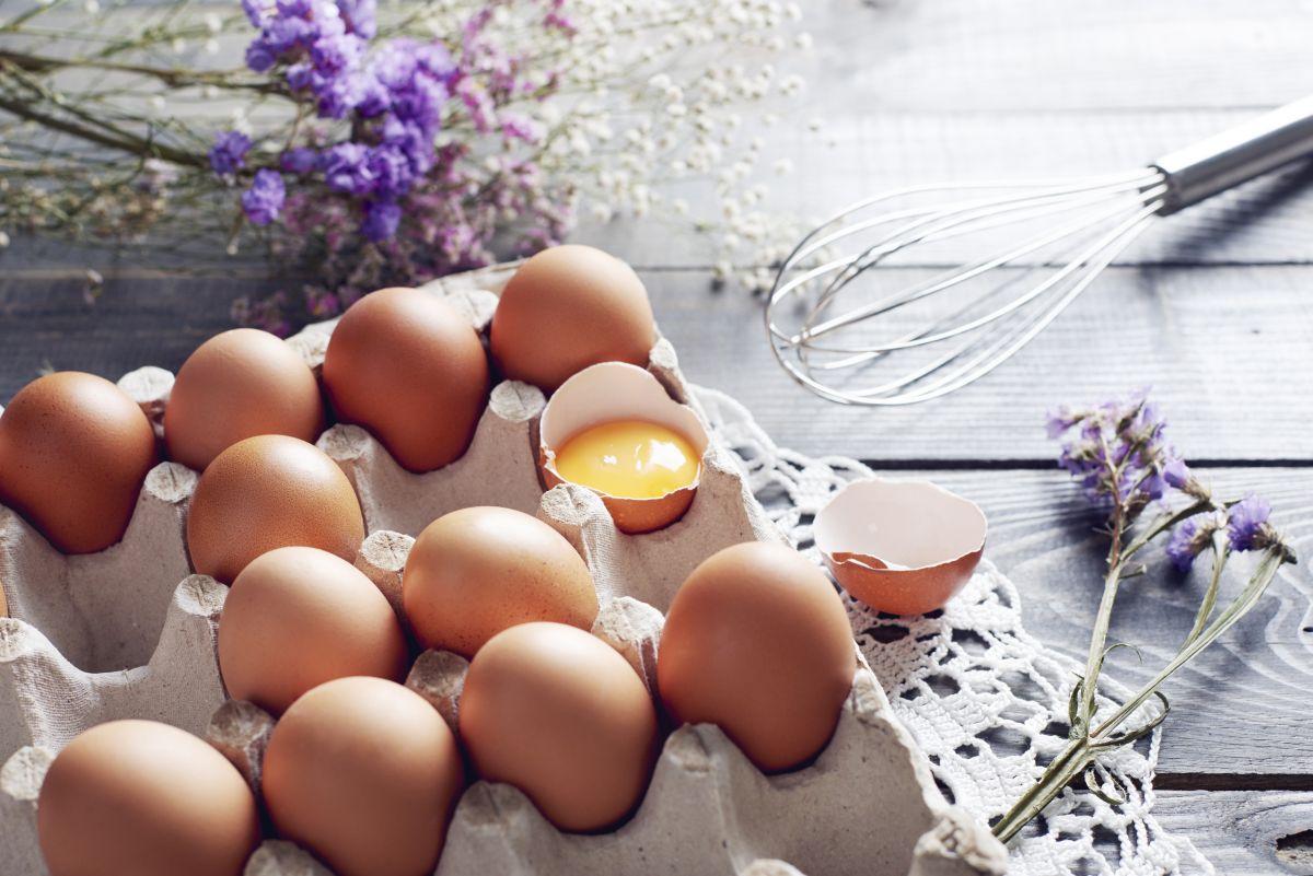 eggs and fatty liver
