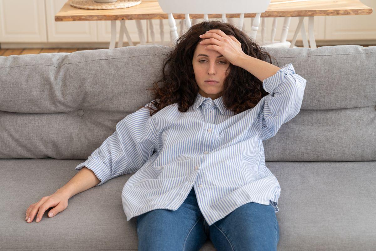 fatty liver and fatigue